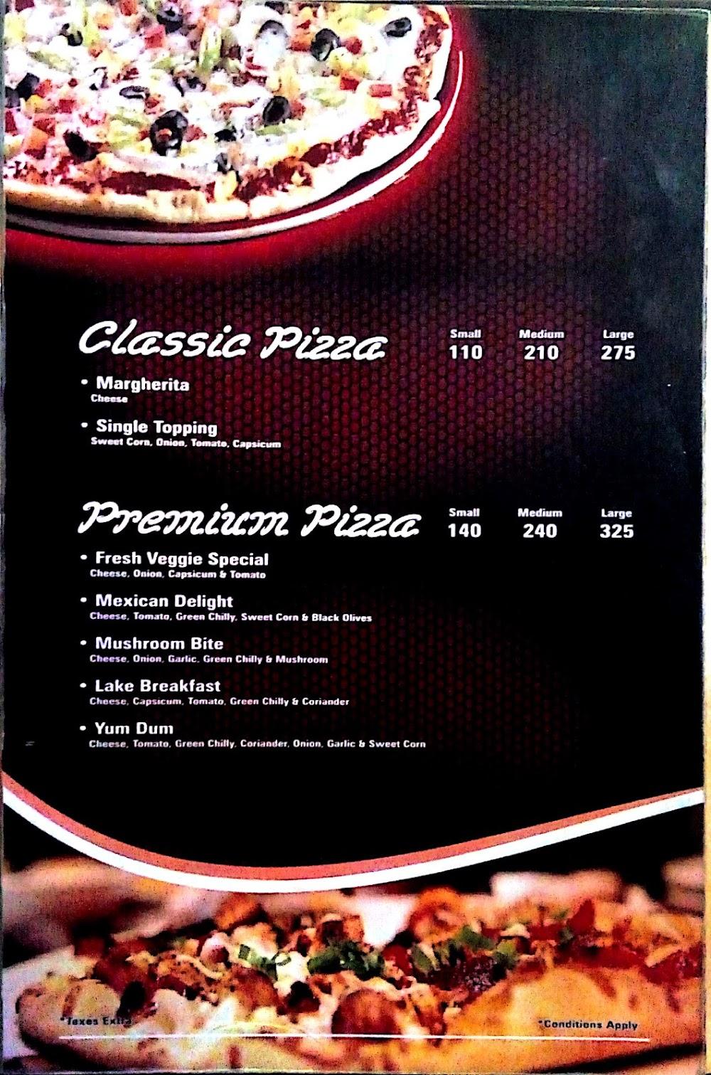 Pizza Burst Mira Road menu 13