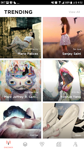 BBuzzArt: Sell & Buy Fine Art, Artworks, Painting 4.4.1 screenshots 3