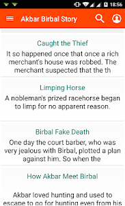Akbar Birbal Story in English screenshot 1