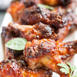 Honey Teriyaki Chicken Wings