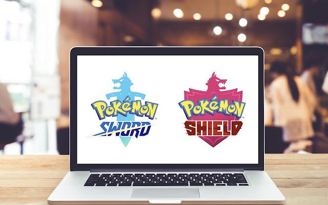 Pokemon Sword HD Wallpapers Game Theme