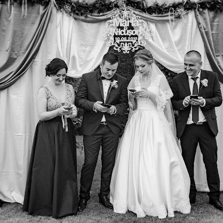 Wedding photographer Bogdan Voicu (bogdanfotoitaly). Photo of 05.10.2017