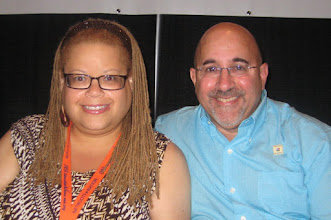 Photo: With Evan Wolfson of Freedom to Marry at NN 2010