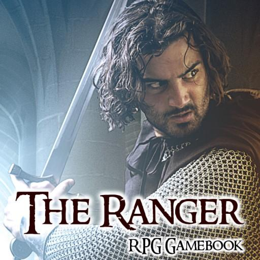 The Ranger - Lord Of The Rings Rpg Gamebook