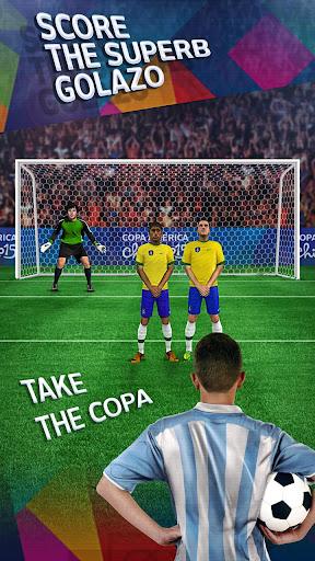 Copa America 2015 - Free Kick