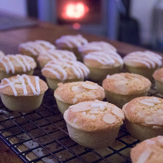 Mince Pies – With Orange Frangipani