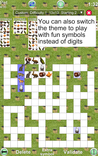 Number Fit Puzzle  screenshots 10