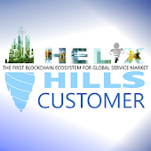 Customer. HELIXHILLS-Decentralized Service Market
