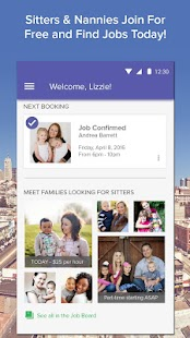 UrbanSitter - Find Babysitters- screenshot thumbnail