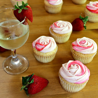 Cupcakes With Alcohol Frosting Recipes.