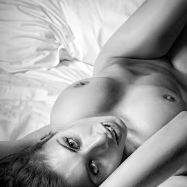 Maria by Crispin Lee - Nudes & Boudoir Artistic Nude