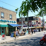 wanda's pie in the sky, famous bakery in Kensington Market in Toronto, Ontario, Canada