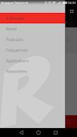 Screenshot of Rire & Chansons Radio