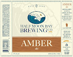 Half Moon Bay Brewing Co. Amber Ale