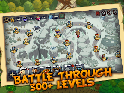 Realm Defense: Epic Tower Defense Strategy Game Screenshot