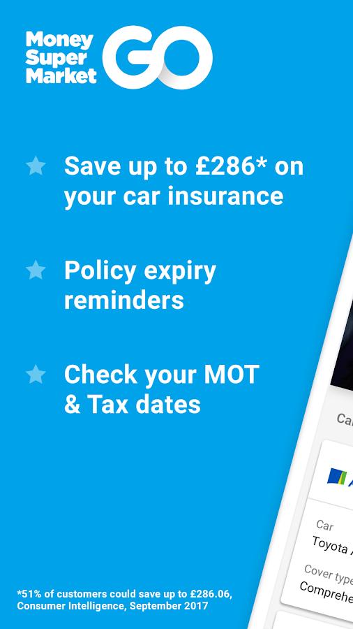 Moneysupernarket Car Insurance