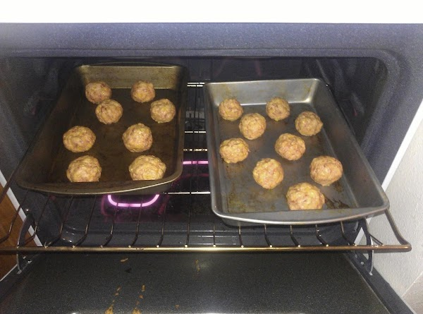 Put them into the oven for 15-20 minutes