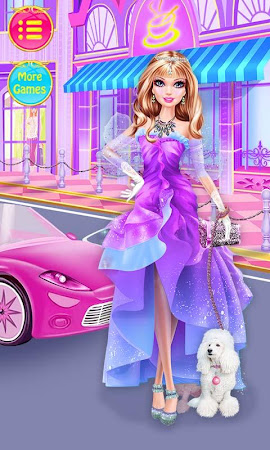 Fashion Doll - Girls Makeover 1.5 screenshot 208333
