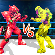 Real Robot Ring Battle Fighting Championship 2019