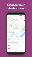 screenshot of Lyft