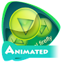 Magical firefly Player Skin APK icon