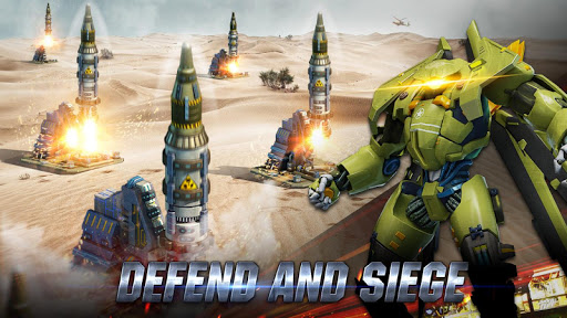 Warfare Strike:Global War android2mod screenshots 2