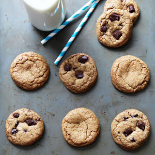 Chewy Coconut Sugar Cookies.