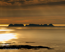 Photo: Værøy, one of the outermost islands in Lofoten