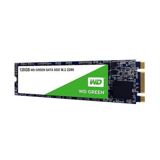SSD WD 120GB WDS120G2G0B (M2-2280)