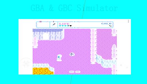 Gba & Gbc Emulator 12 screenshots 7