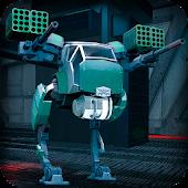 Walking Star Robots