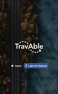 TravAble - náhled