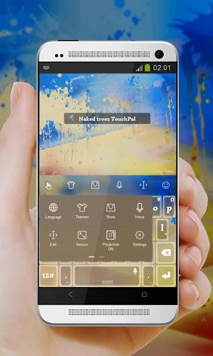 玩個人化App|Naked trees TouchPal免費|APP試玩