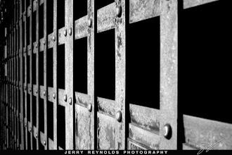Photo: Darkness Behind Bars