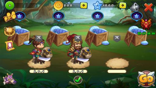 Arena Of Heroes-Battle Heroes