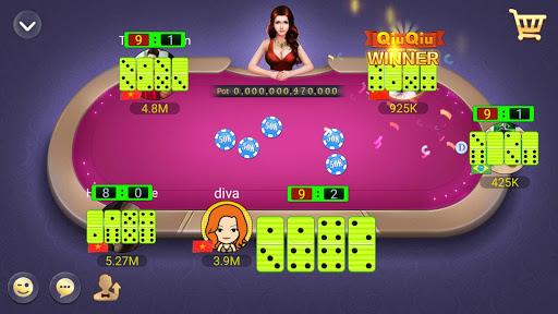 Domino QiuQiu KiuKiu QQ 99 Gaple Free Online 2020 apkmind screenshots 7