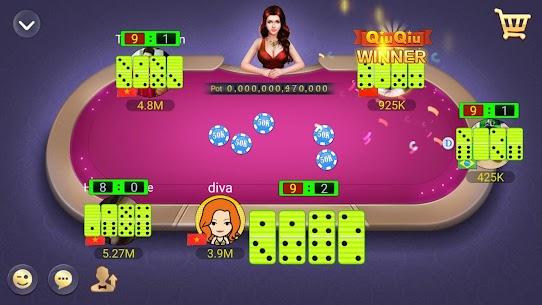 Domino QiuQiu KiuKiu QQ 99 Gaple Free Online 2020 7