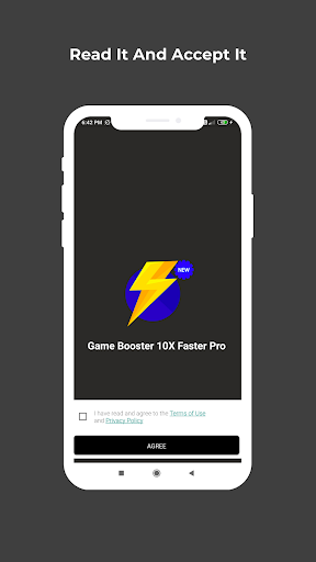 Game Booster 10X Faster Pro - Bug & Lag Fixer 1.1 screenshots 2