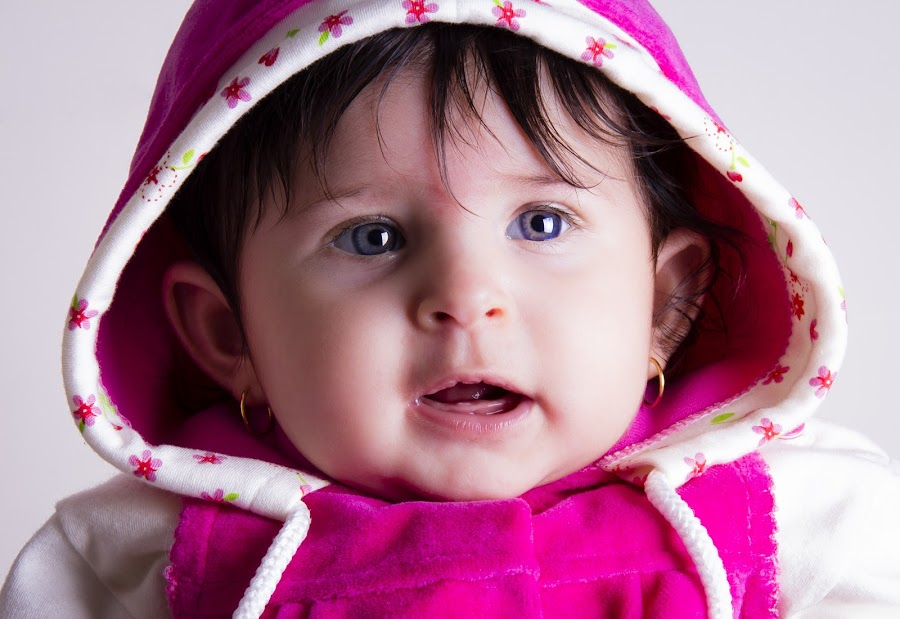 My Elena by Hesam Hoseinzade - Babies & Children Babies ( child, girl, baby, elena )