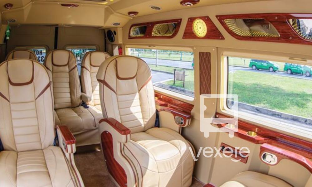 Xe Tâm Bảo Anh Limousine từ Hà Nội đi Quảng Ninh