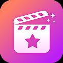 VidCreator - Video Editor & Slideshow Maker icon