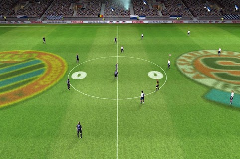 Football Real Gol screenshot 08
