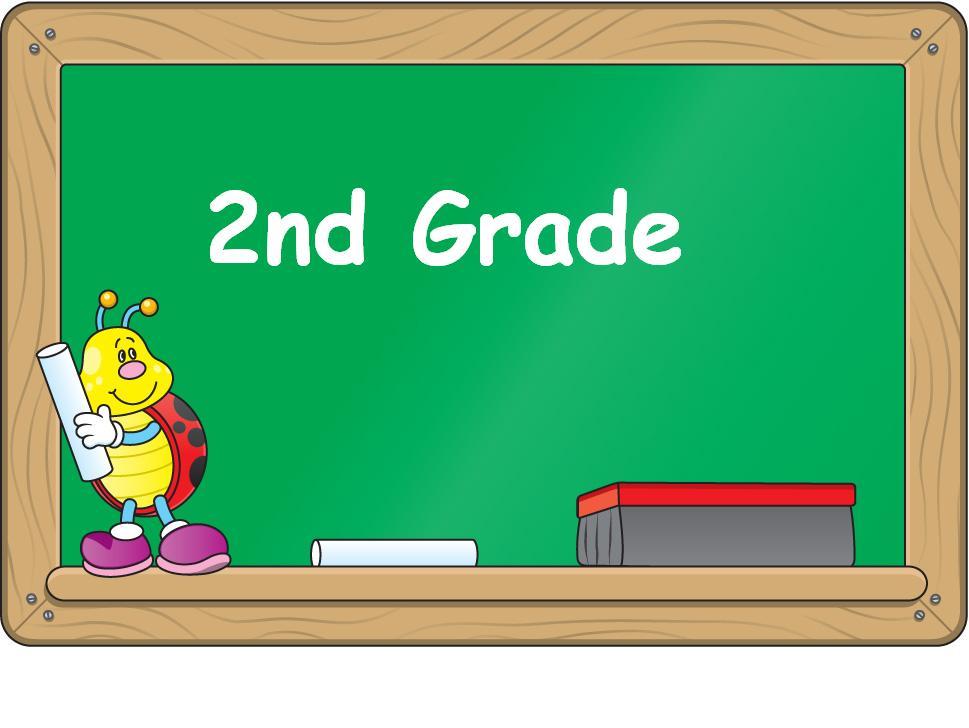 Image result for 2nd grade clip art