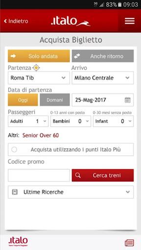 Italo Treno  screenshots 2