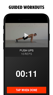 Madbarz - Bodyweight Workouts- screenshot thumbnail