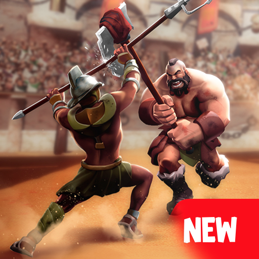 Gladiator Heroes Clash - Fight epic clan battles