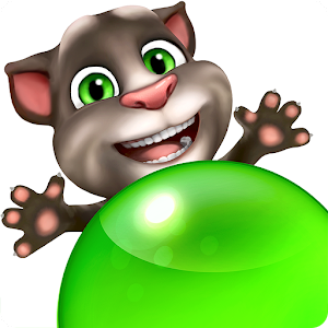 Talking Tom's Bubbles for PC and MAC