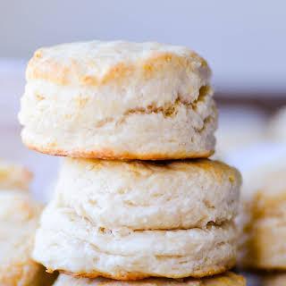 Bride's Biscuits (Angel Biscuits).