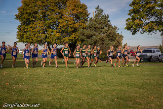 Photo: Varsity Girls 4A Mid-Columbia Conference Cross Country District Championship Meet  Buy Photo: http://photos.garypaulson.net/p556009210/e4853ac60