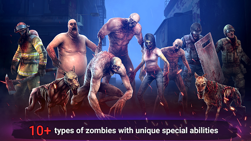 Zombeast: Survival Zombie Shooter  captures d'écran 2